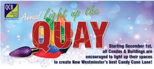 LIGHT UP the QUAY @ Quayside Drive & Promenade