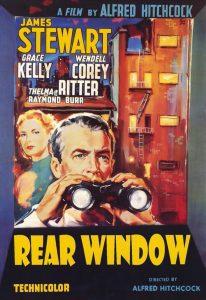 RAYMONDS 100th BURR-thday: Landmark Movie Private Viewing Of 'REAR WINDOW' @ Landmark Cinemas